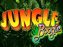 Спины в азартном игровом слоте с 1 линией - Jungle Boogie