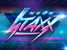 Вращение линий в новом игровом слоте Neon Staxx