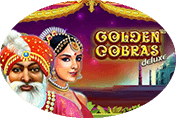 Golden Cobras Deluxe онлайн