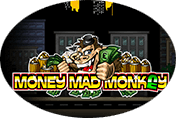 Автомат Money Mad Monkey онлайн на деньги
