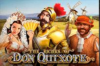 Онлайн в Вулкане Удачи Богатство Дон Кихота