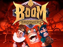 Братья Бум – онлайн-игра в Вулкан Удачи