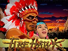 Автомат Fire Hawk на веб-сайте с бонусами
