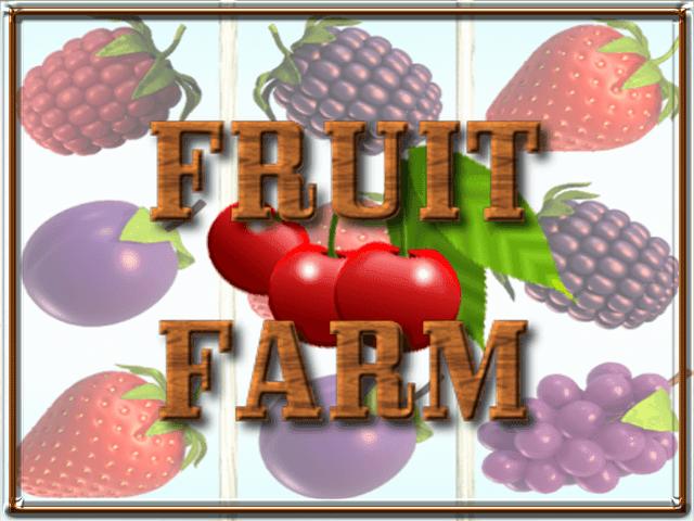 слот Fruit Farm